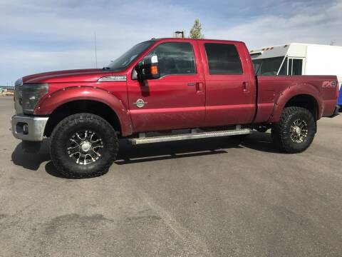 2014 Ford F-250 Super Duty for sale at Canuck Truck in Magrath AB