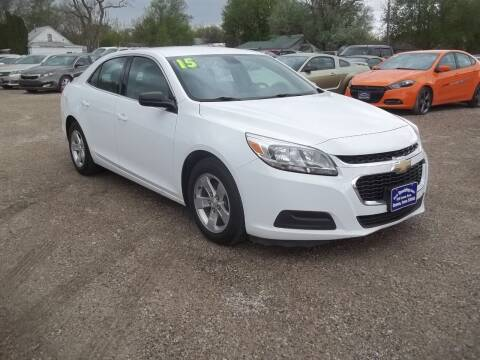 2015 Chevrolet Malibu for sale at BRETT SPAULDING SALES in Onawa IA