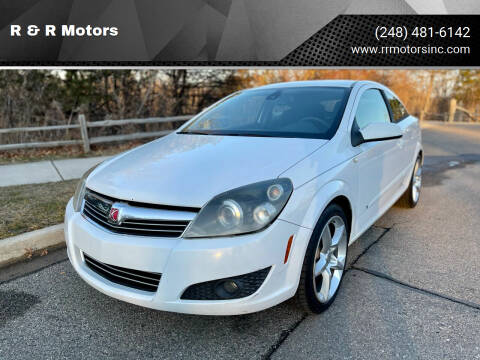 2008 Saturn Astra for sale at R & R Motors in Waterford MI