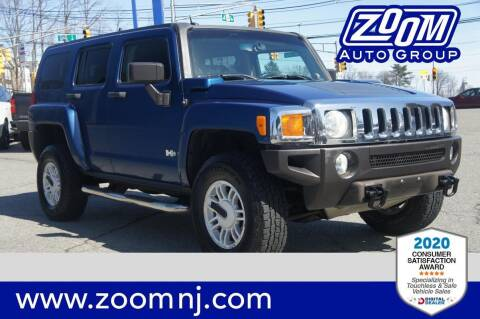 2006 HUMMER H3 for sale at Zoom Auto Group in Parsippany NJ