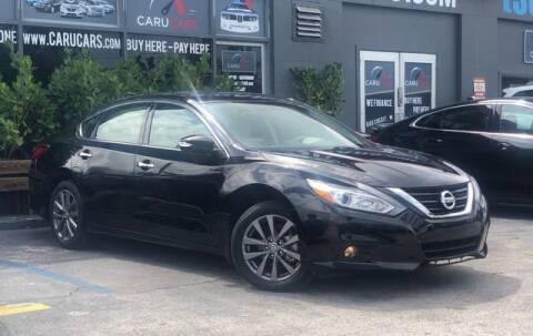 2017 Nissan Altima for sale at CARUCARS LLC in Miami FL