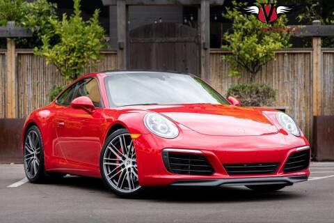 2018 Porsche 911 for sale at Veloce Motorsales in San Diego CA