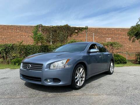 2011 Nissan Maxima for sale at RoadLink Auto Sales in Greensboro NC