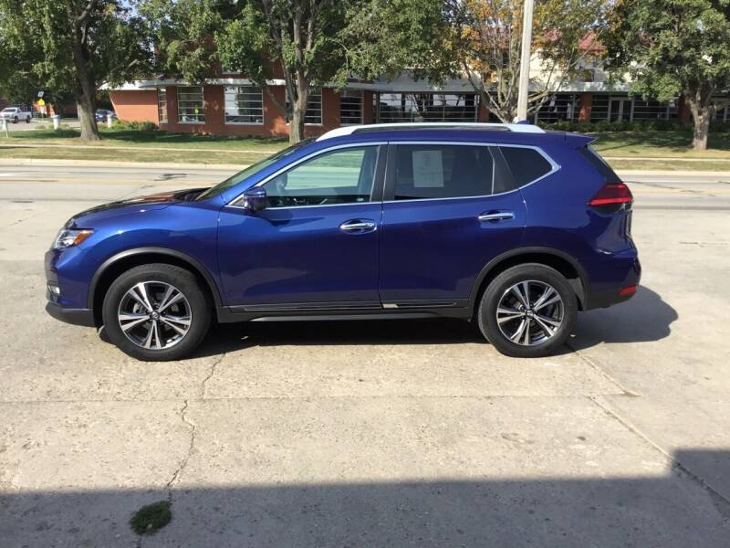 2017 Nissan Rogue for sale at Mulder Auto Tire and Lube in Orange City IA
