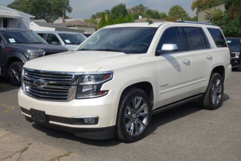 2015 Chevrolet Tahoe for sale at Olger Motors, Inc. in Woodbridge NJ