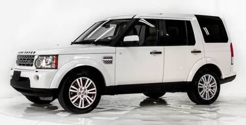 2011 Land Rover LR4 for sale at Houston Auto Credit in Houston TX