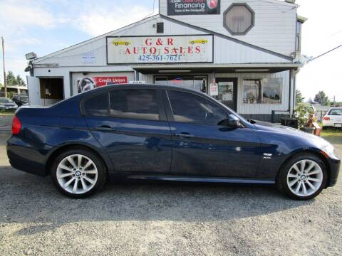 2011 BMW 3 Series for sale at G&R Auto Sales in Lynnwood WA