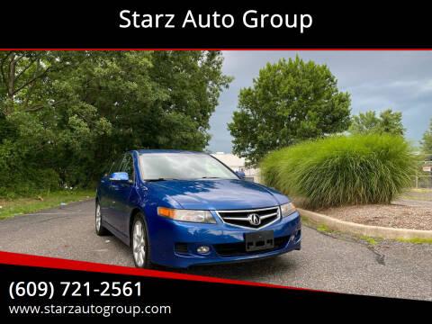 2006 Acura TSX for sale at Starz Auto Group in Delran NJ