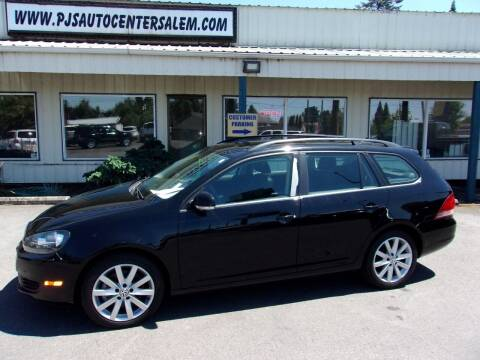 2012 Volkswagen Jetta for sale at PJ's Auto Center in Salem OR