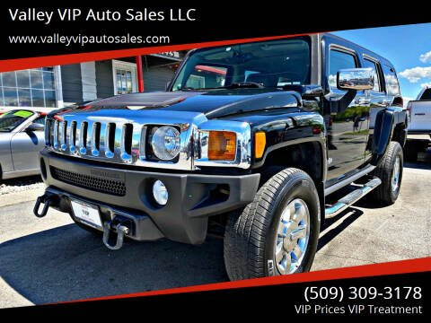2007 HUMMER H3 for sale at Valley VIP Auto Sales LLC in Spokane Valley WA