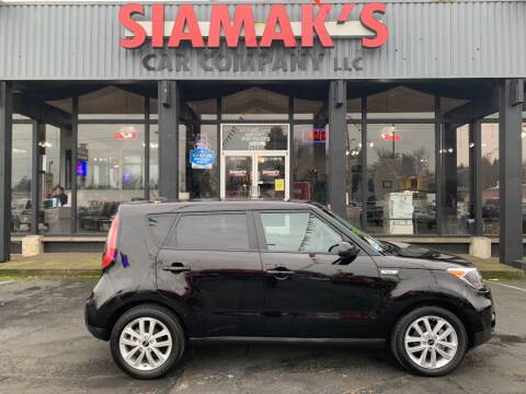 2019 Kia Soul for sale at Siamak's Car Company llc in Salem OR