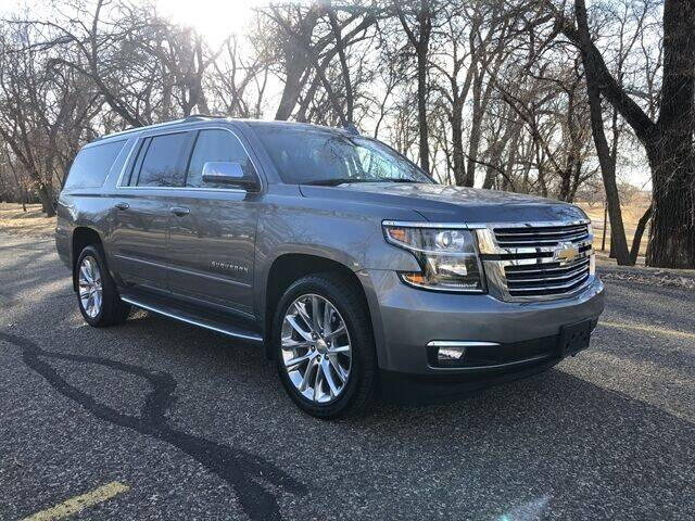 2019 Chevrolet Suburban for sale at CK Auto Inc. in Bismarck ND
