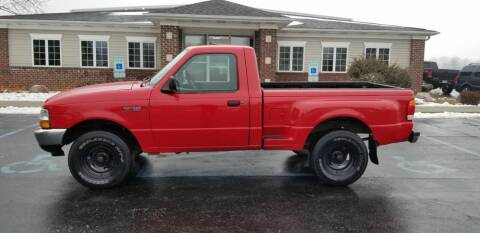 1999 Ford Ranger for sale at Pierce Automotive, Inc. in Antwerp OH