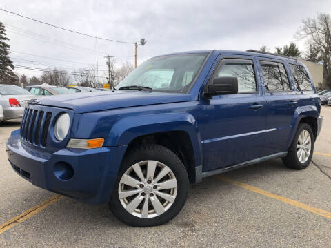 2010 Jeep Patriot for sale at J's Auto Exchange in Derry NH