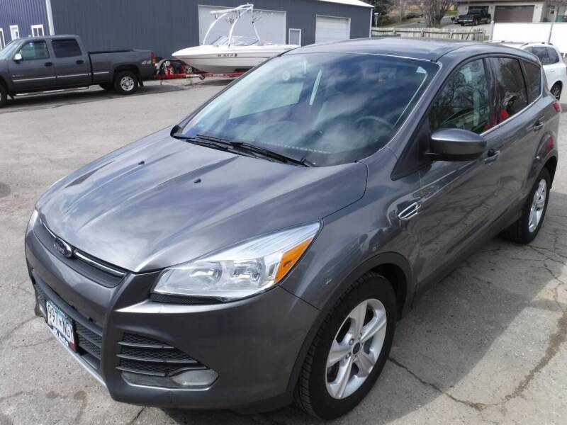 2014 Ford Escape for sale at J & K Auto - J and K in Saint Bonifacius MN