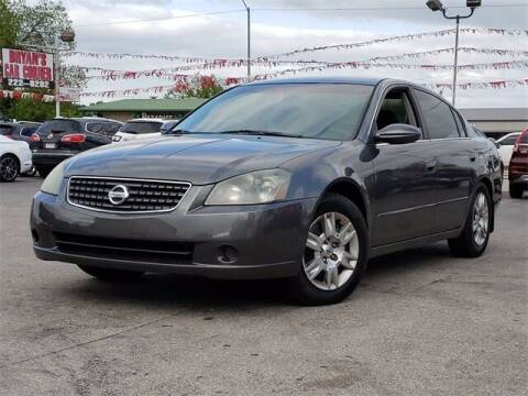 2006 Nissan Altima for sale at Auto Bankruptcy Loans in Chickasha OK