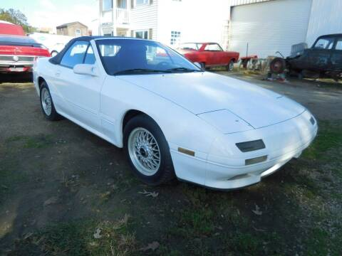 1991 Mazda RX-7 for sale at Classic Cars of South Carolina in Gray Court SC