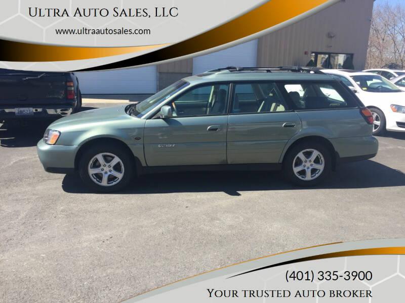 2004 Subaru Outback H6-3.0 L.L. Bean Edition
