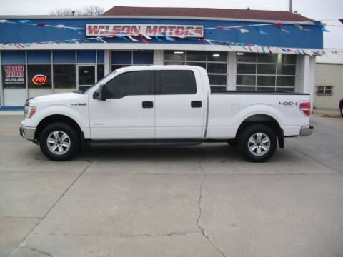 2013 Ford F-150 for sale at Wilson Motors in Junction City KS
