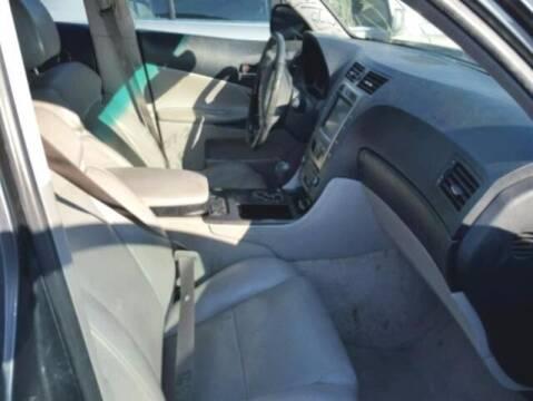 2006 Lexus GS 300 for sale at JacksonvilleMotorMall.com in Jacksonville FL