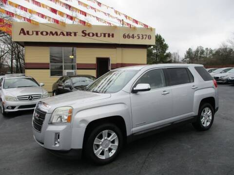 2012 GMC Terrain for sale at Automart South in Alabaster AL