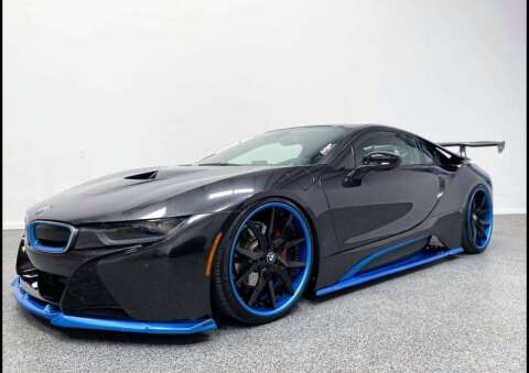 2015 BMW i8 for sale at ARCH AUTO SALES in St. Louis MO
