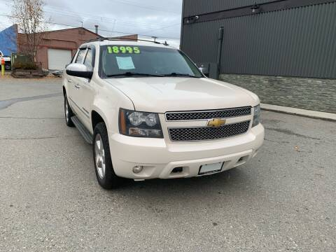 2011 Chevrolet Avalanche for sale at ALASKA PROFESSIONAL AUTO in Anchorage AK