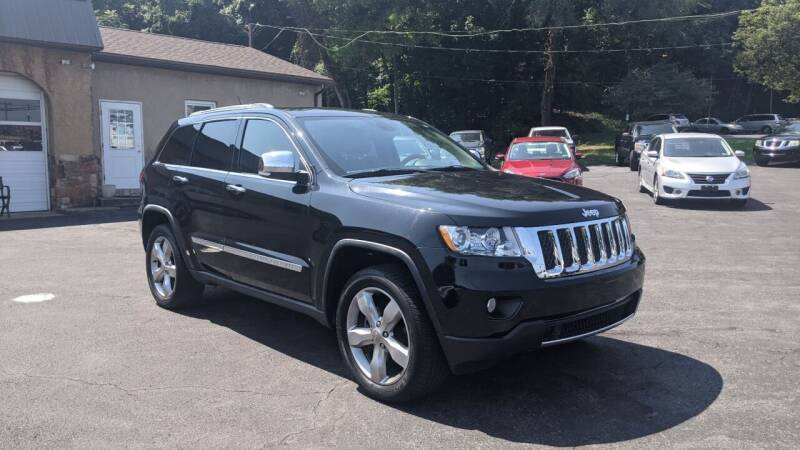 2012 Jeep Grand Cherokee for sale at Worley Motors in Enola PA