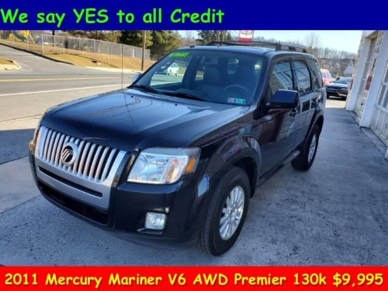 2011 Mercury Mariner for sale at Fortnas Used Cars in Jonestown PA