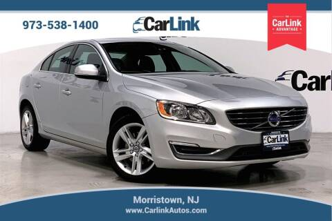 2015 Volvo S60 for sale at CarLink in Morristown NJ