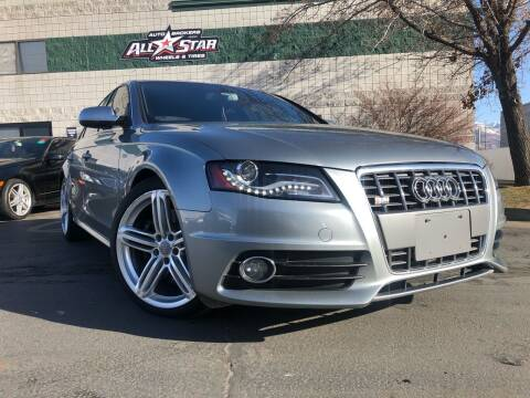 2010 Audi S4 for sale at All-Star Auto Brokers in Layton UT