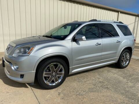 2012 GMC Acadia for sale at Freeman Motor Company in Lawrenceville VA