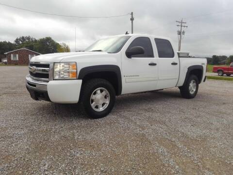 2009 Chevrolet Silverado 1500 for sale at KESLER AUTO SALES in St. Libory IL