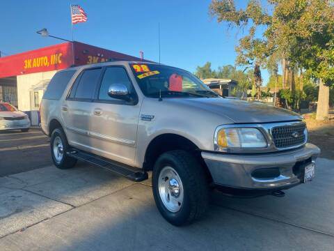 1998 Ford Expedition for sale at 3K Auto in Escondido CA