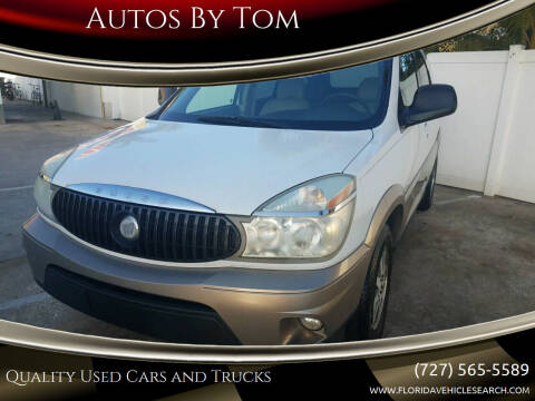 2004 Buick Rendezvous for sale at Autos by Tom in Largo FL