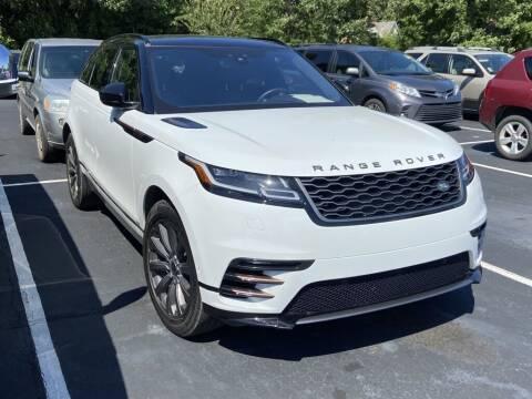 2018 Land Rover Range Rover Velar for sale at Stearns Ford in Burlington NC