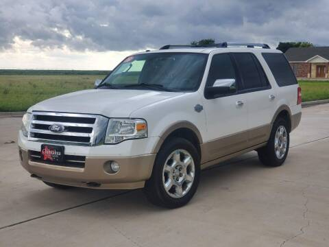 2013 Ford Expedition for sale at Chihuahua Auto Sales in Perryton TX