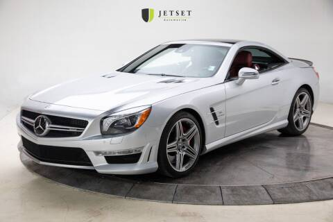 2013 Mercedes-Benz SL-Class for sale at Jetset Automotive in Cedar Rapids IA