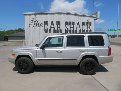 2009 Jeep Commander for sale at The Car Shack in Corpus Christi TX
