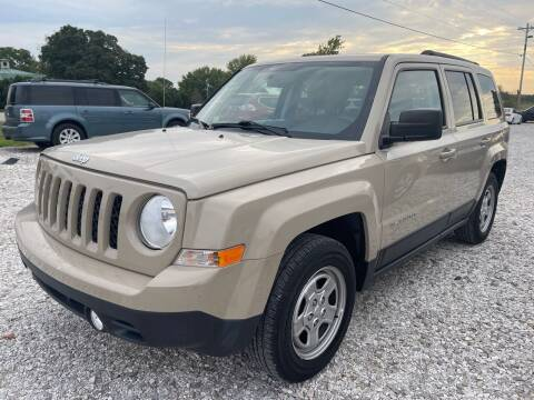 2016 Jeep Patriot for sale at Champion Motorcars in Springdale AR