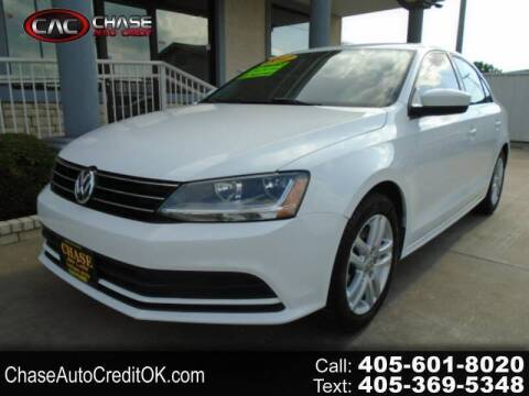 2017 Volkswagen Jetta for sale at Chase Auto Credit in Oklahoma City OK