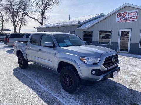 2019 Toyota Tacoma for sale at B & B Auto Sales in Brookings SD