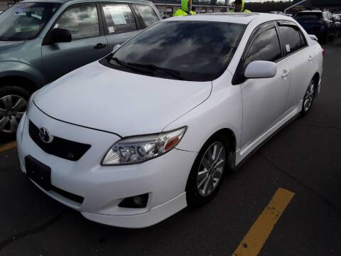 2010 Toyota Corolla for sale at Cupples Car Company in Belmont NH