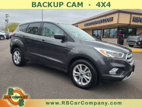 2019 Ford Escape for sale at R & B Car Company in South Bend IN