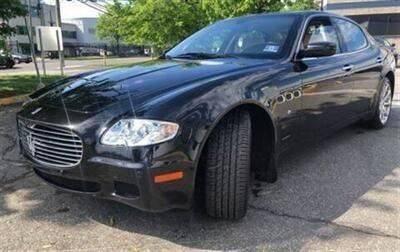 2008 Maserati Quattroporte for sale at Millennium Auto Group in Lodi NJ