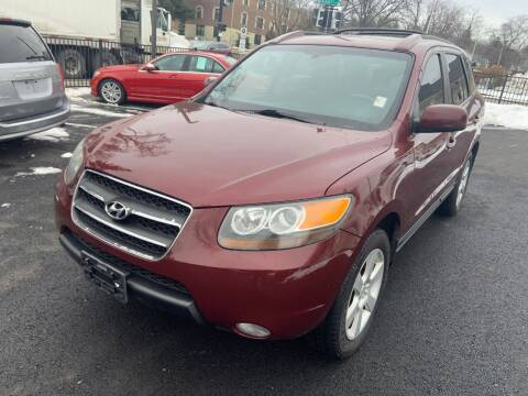 2007 Hyundai Santa Fe for sale at EMPIRE CAR INC in Troy NY