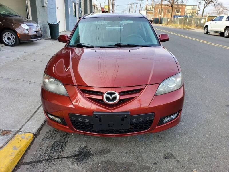 2008 Mazda MAZDA3 for sale at SUNSHINE AUTO SALES LLC in Paterson NJ