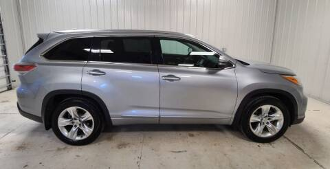 2014 Toyota Highlander for sale at Ubetcha Auto in St. Paul NE