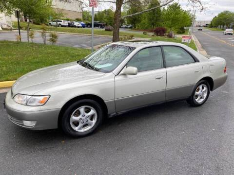 1999 Lexus ES 300 for sale at Dreams Auto Group LLC in Sterling VA