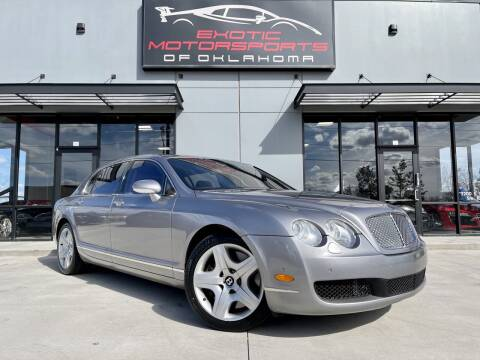 2006 Bentley Continental for sale at Exotic Motorsports of Oklahoma in Edmond OK